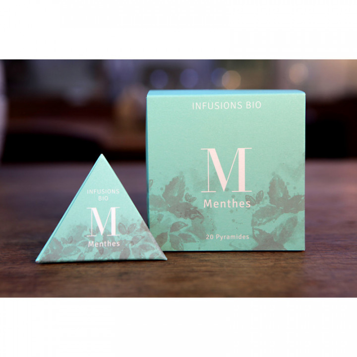 """Infusion """"Menthes"""", 8 sachets"""