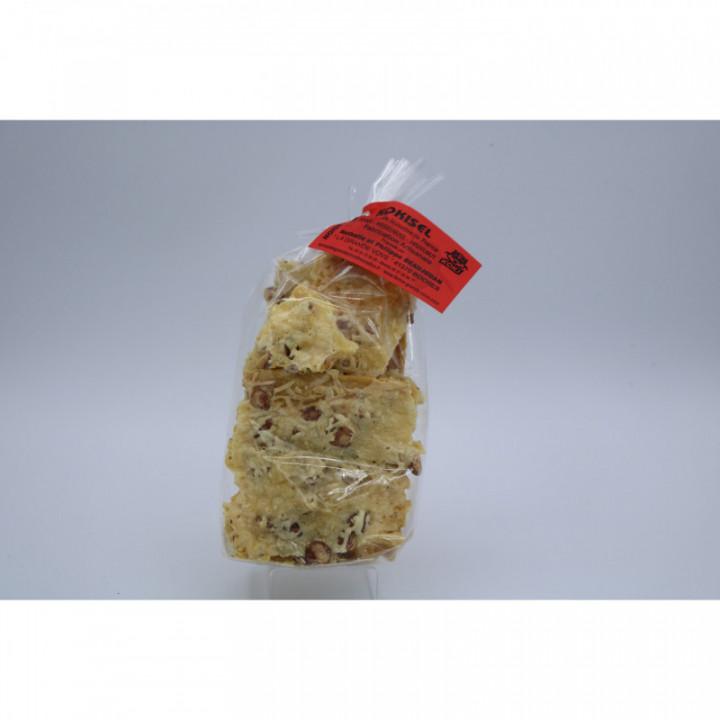 Kokisel (biscuit salé aux noisettes)