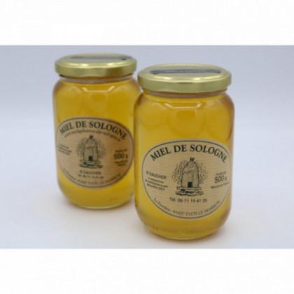 Miel d'acacia, 500g