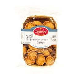 Biscuits apéritif au chèvre