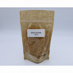 Nougatine au graines de sésame