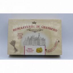 Palets chocolat blanc et framboises, 300g