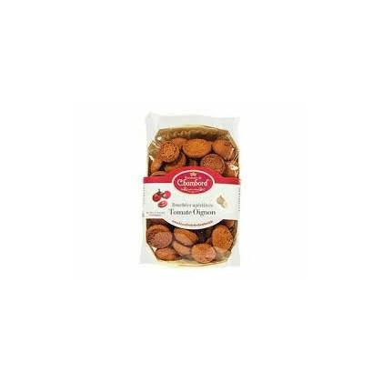 Biscuits apéritif aux oignons