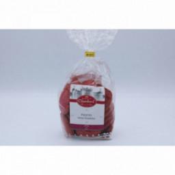 Palets saveur framboise, 140g