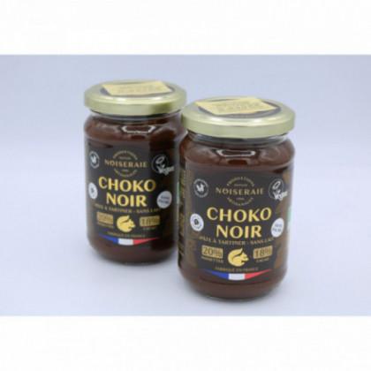 """Pâte à tartiner """"Choko-noir"""""""
