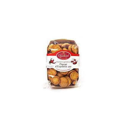 Biscuits apéritif au piment...