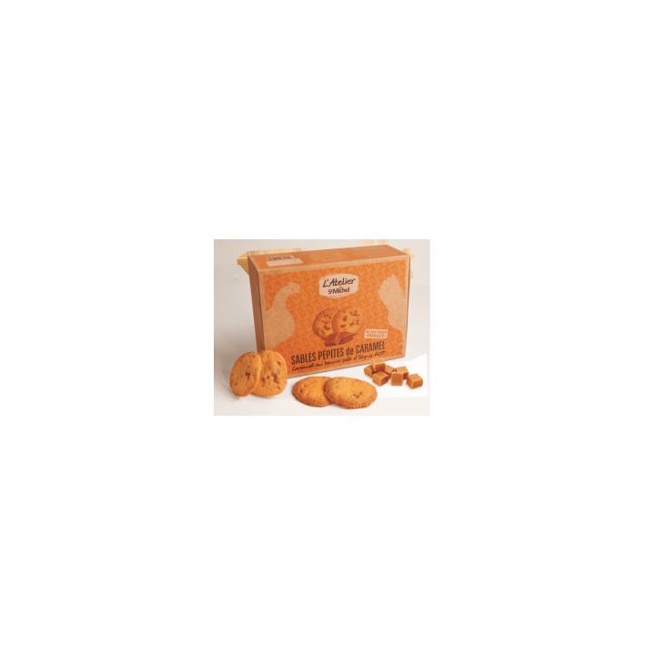 Sablés pépites de caramel
