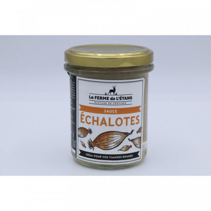 Sauce aux Echalotes 180gr