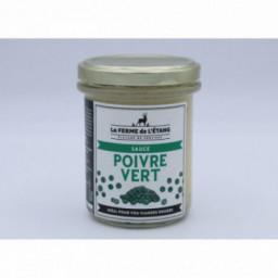 Sauce Poivre Vert 180gr