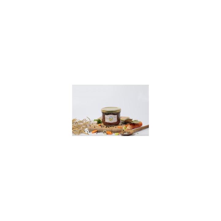 Saucisses de canards et lentilles, 375g