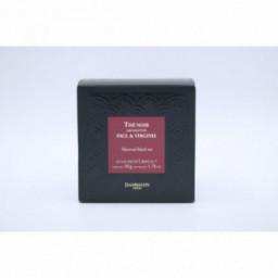 """Thé noir """"Paul & Virginie"""", 25 sachets"""