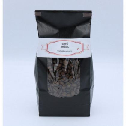 """Café en grain """"Origine Brésil"""""""