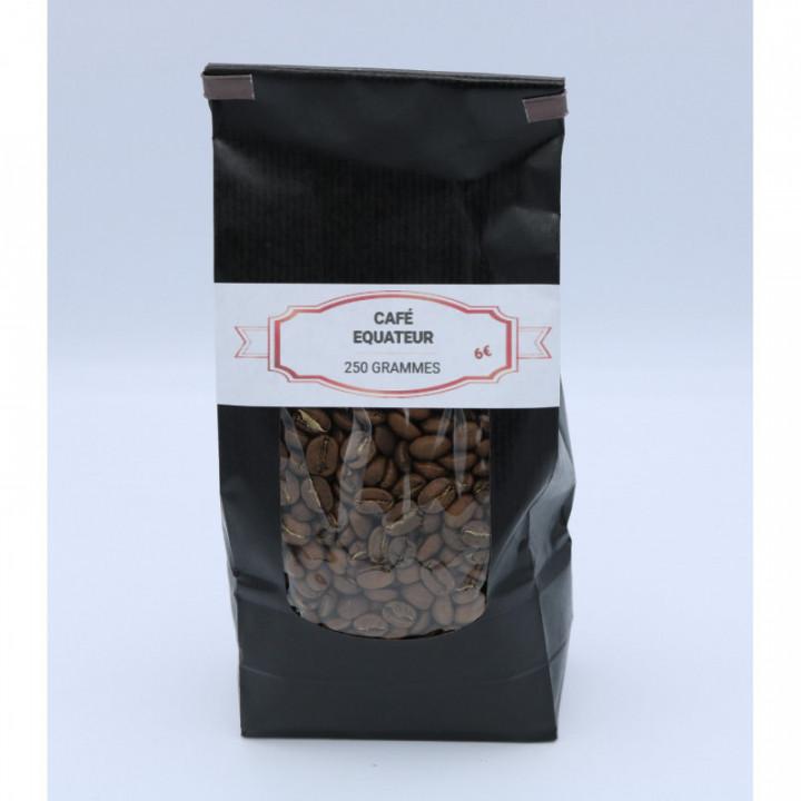 """Café en grain """"Origine Équateur"""""""