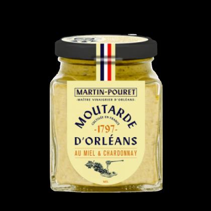 Moutarde d'Orléans miel &...
