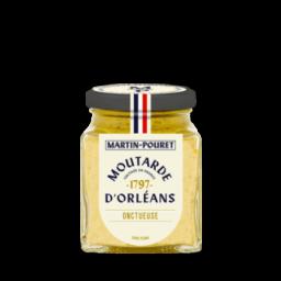 Moutarde d'Orléans onctueuse 200gr