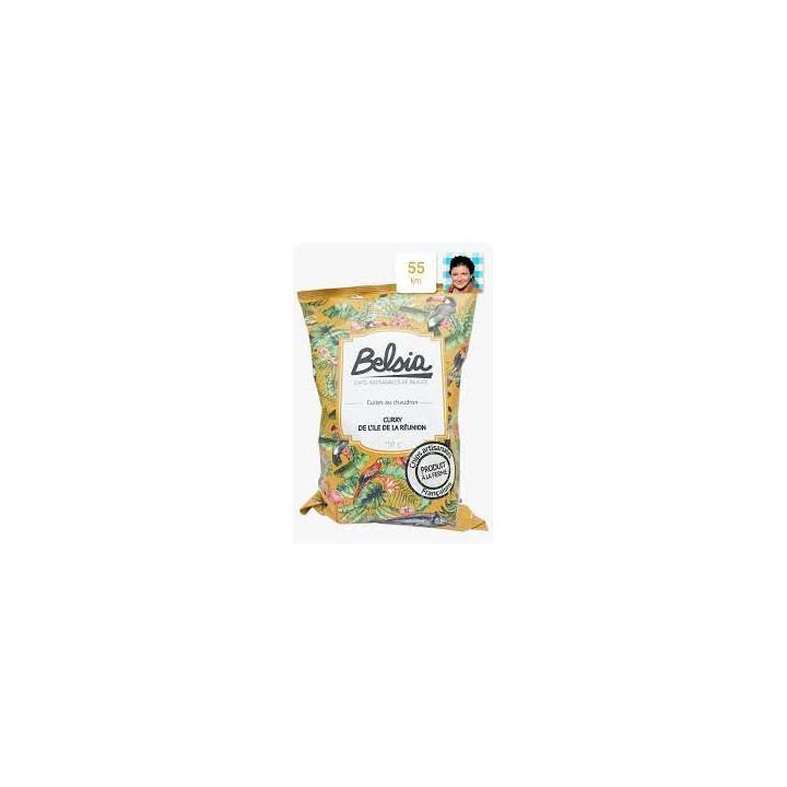 Chips curry de l'ile de la Réunion